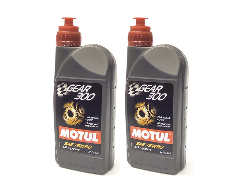 Oil MOTUL GEAR 300 75W90 2L