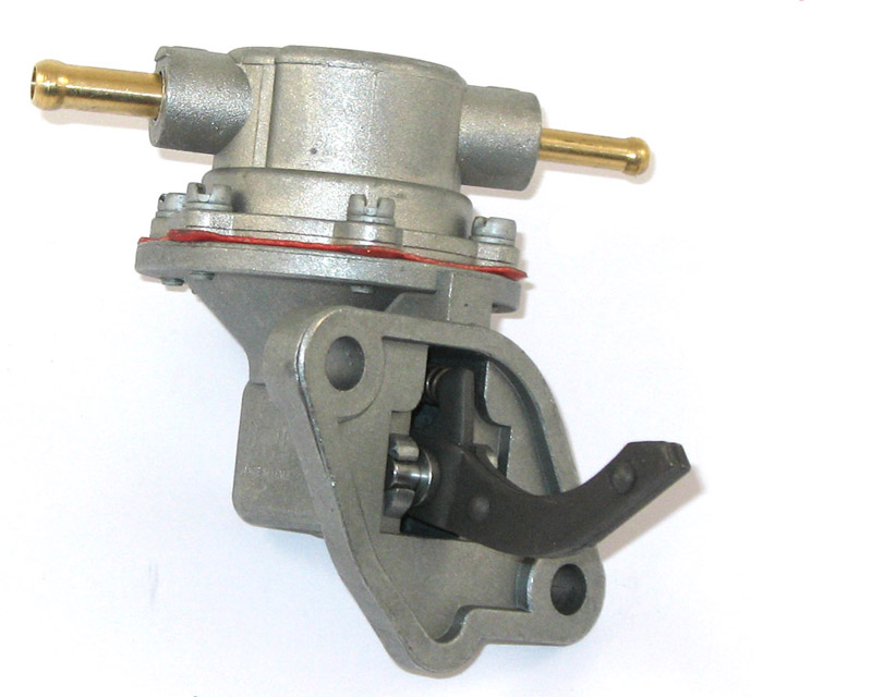 Luft/Bränslesystem