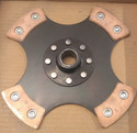 Driveplate sinter 228mm  22 splines 4 puck Test-mounted