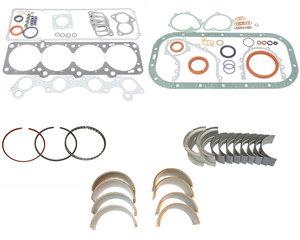 Restoration kit Volvo B23E/B23F gaskets bearings rings