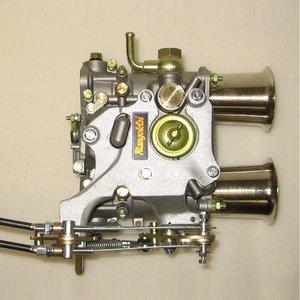 Throttle linkage Weber side mounted Mangoletsi