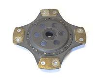 Race clutch disc for PORSCHE