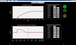 Programmerbar Tändfördelare 123 B18/B20
