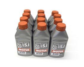 Brake fluid MOTUL Dot 5.1 12 pack