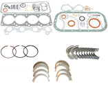 Restoration kit Volvo B21E/B21ET gaskets bearings rings