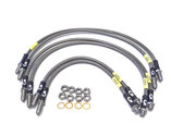 Brake hose sport kit 140 164 Goodridge