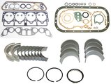 Restoration kit Volvo B20A gaskets bearings rings
