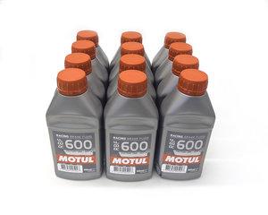 Brake fluid MOTUL RBF600 312° 12-pack