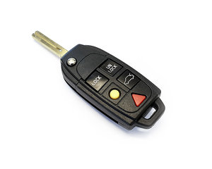 Remote control cover with key V70N 2004-